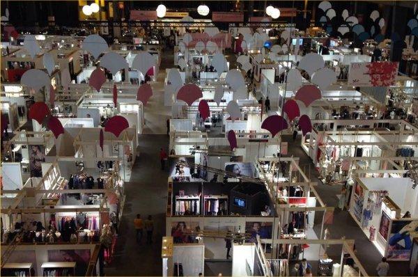 Collant fr au salon international de la lingerie de paris for Salon international lingerie