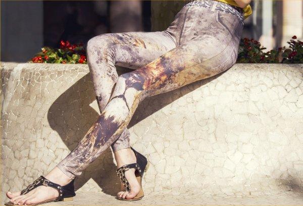 Les leggings du printemps de Cécilia de Rafael