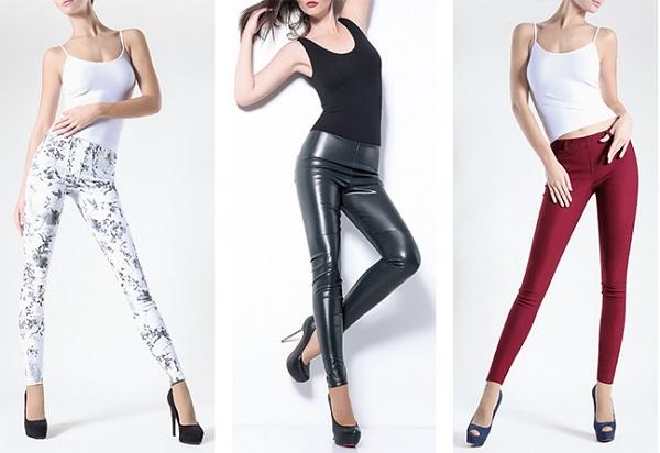 La collection de leggings du printemps 2016 de Giulia