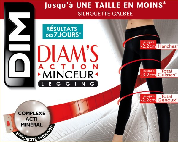 Le pack Diam's Action Minceur de collant.fr
