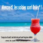 Les soldes se finissent mercredi sur collant.fr !