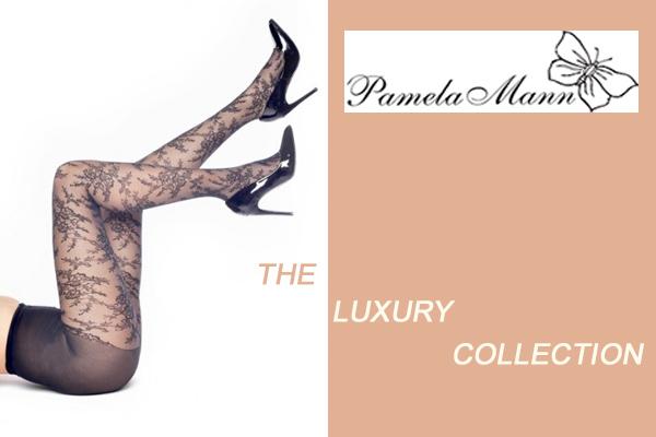 La fantaisie luxueuse de Pamela Mann