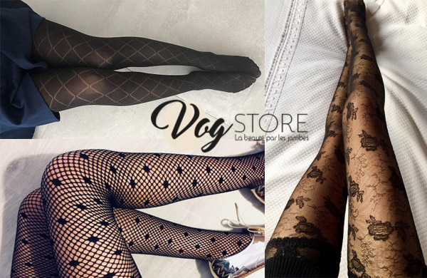 Les collants fantaisie Vog STORE