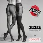 Les collants fantaisie de Kunert pour l'automne