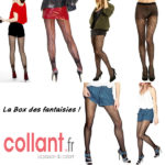 La fantaisie BOX de collant.fr