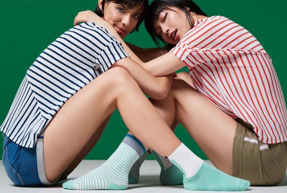 Belles promos sur les socquettes ESPRIT de collant.fr