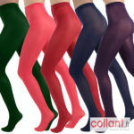 Les couleurs des collants du printemps